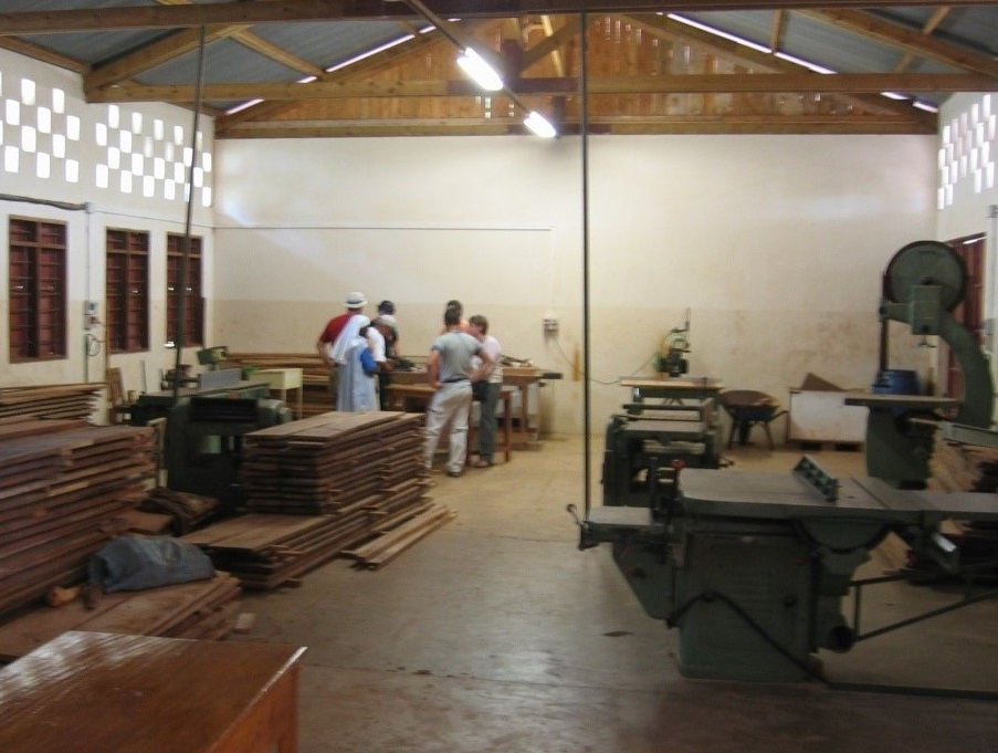 Falegnameria di Mgolole
